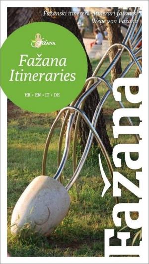 Fažana: Wege von Fažana