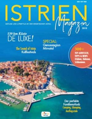 Istrien magazin 2019