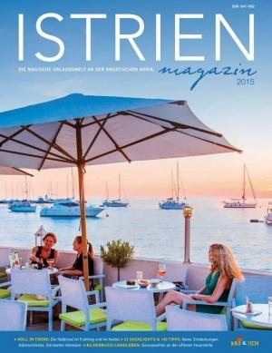 Istrien Magazin 2015
