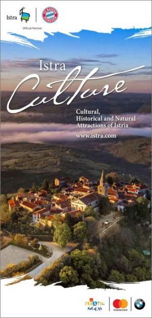Istra Culture: Kulturelle, historische und natürliche Sehenswürdigkeiten Istriens