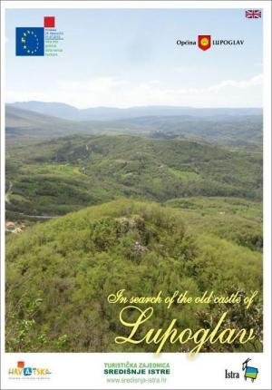 Lupoglav: Touristenkarte