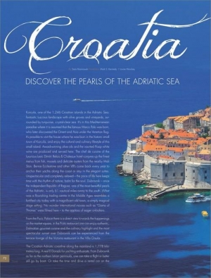 LuxuryLife: Discover the pearls of the Adriatic sea