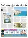 Metro Herald: Don't re-Joyce, just rejoice in Istria