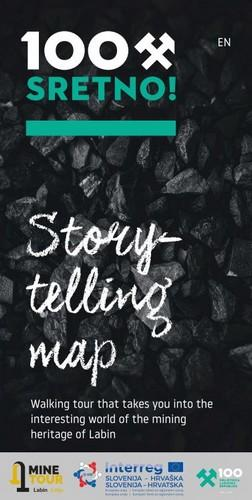 Labin Mine Tour: Storytelling mappa