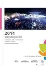 Northwestern Istria: Calendar of events 2014