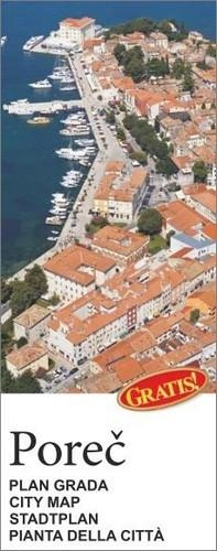 Poreč: City map