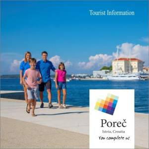 Poreč: Touristeninformation