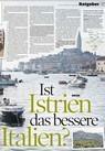 Bild am Sonntag: Istria, a better Italy?