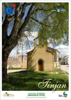 Tinjan: Touristenkarte