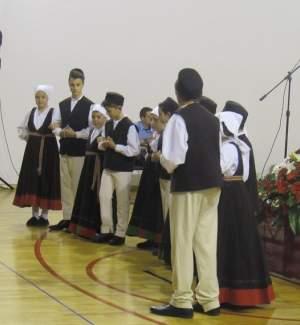 Lasst uns auf alte Art und Weise Singen und Musizieren