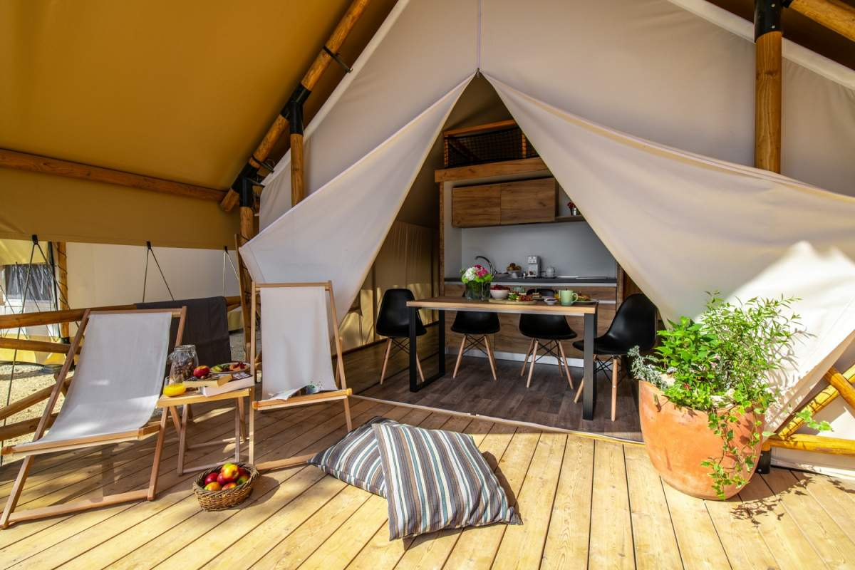 Glamping ArenaOne99
