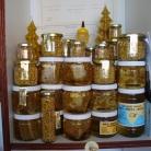 Honigsüße punkte in Mittelistrien