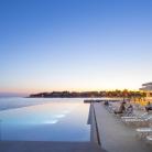 Plaža hotela Aminess Maestral