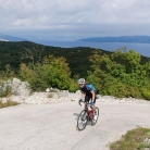 Cycling: Labin/Rabac