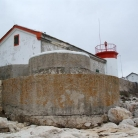 The lighthouse of Cape Verudica