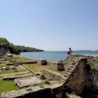 Römische Sommerresidenz in der Bucht Verige