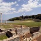 Ladanjska rimska vila u zaljevu Verige