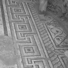 The mosaic of the punishment of Dirke