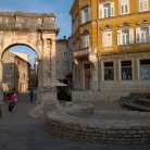 The Triumphal Arch of the Sergi