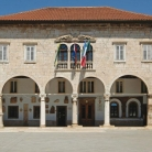 The Communal Palace (Town Hall) in Pula