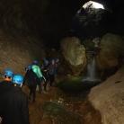 Speleo-avventura nella grotta di Pisino